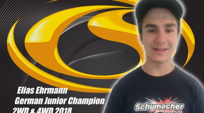 ELIAS EHRMANN JOINS CS-ELECTRONIC / SCHUMACHER