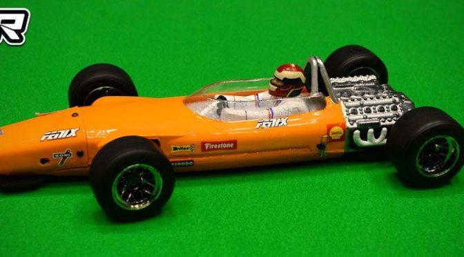 Fenix Classique 60's Formel Car Kit