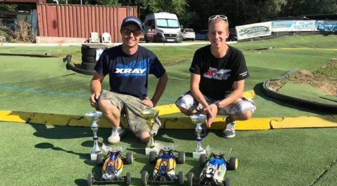 Hupo Hönigl ist Austrian National Champions