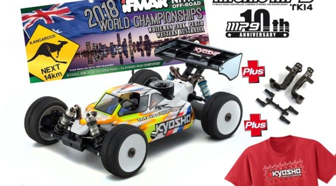 "Kyosho MP9 TKI4 ""Perth Edition"""