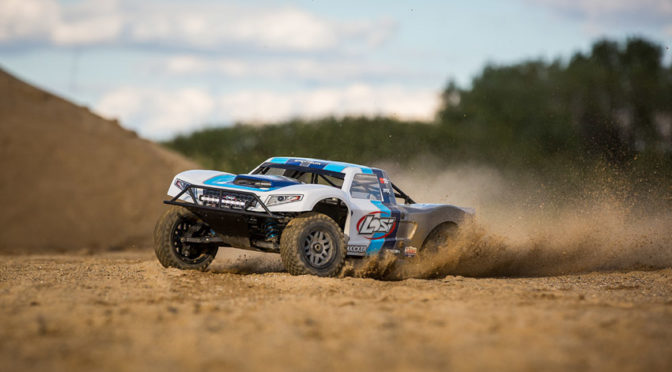 LOSI® 5IVE-T 2.0 BND: 1/5 4WD GAS