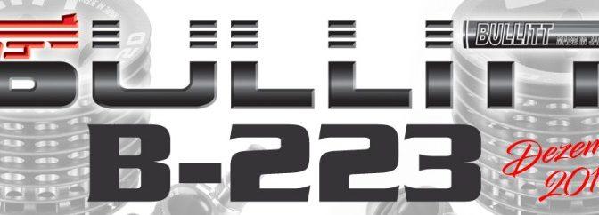 Neuer Bullitt Motor – B223