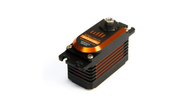 S6340BL Brushless Low Profile Aluminum Servo