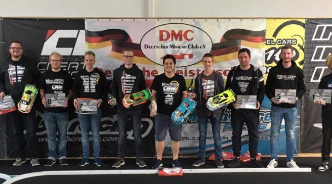 Deutsche Meisterschaft EGTW/EGF1 in Andernach