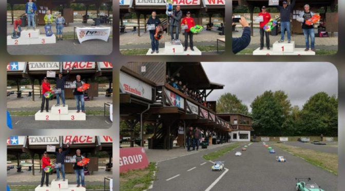 1:8 GTS Ost Finale auf dem Raceway Sonneberg
