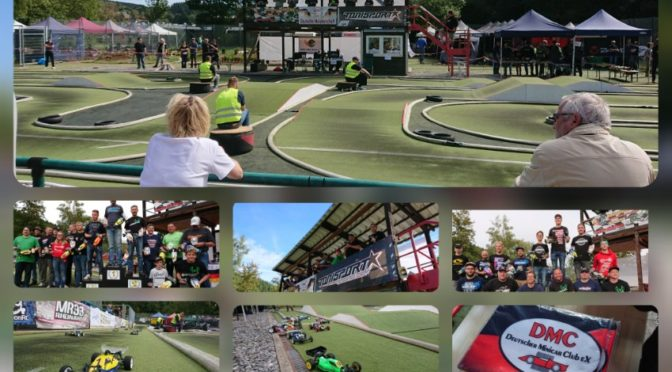 Entschieden – Deutsche Meisterschaft ORE2WD beim Eifel-Elos