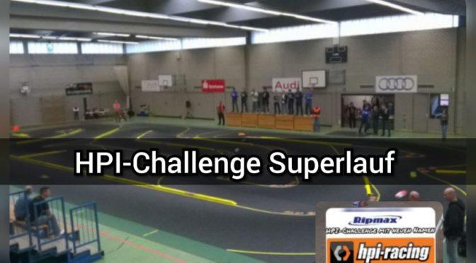 HPI-Challenge Superlauf beim SLR-Ingolstadt