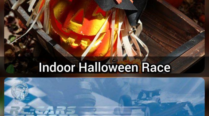 Indoor Halloween Race 2018