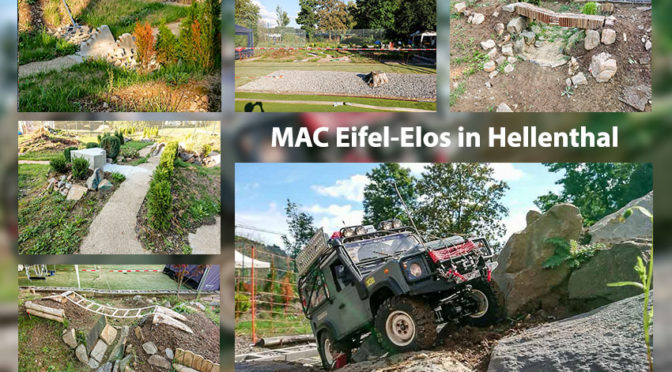 Modellautoclub Eifel – Elos e.V. – Crawler, Panzer und Militär