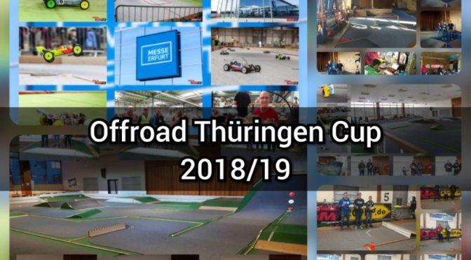 Der Offroad Thüringen Cup startet in die Wintersaison 2018/2019