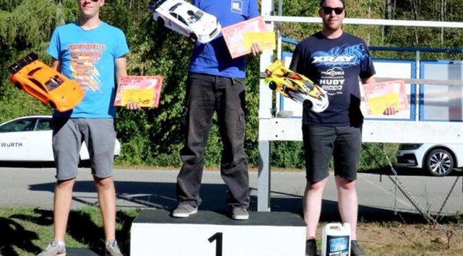 Patrick Fankhauser (Xray NT1) ist Schweizer Meister