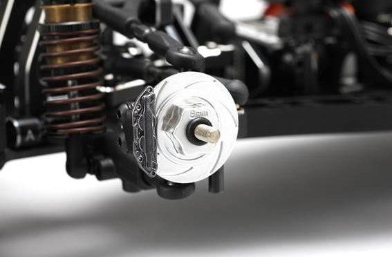 Bremsscheibe vorne und hinten, Bremssattel für YD-2-Serie