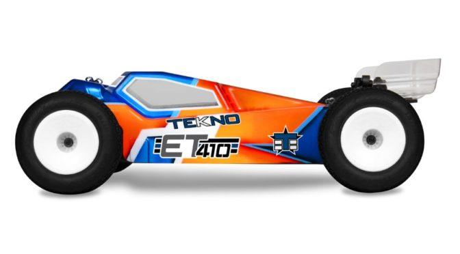 ET410 1/10 4WD Truck von TEKNO RC