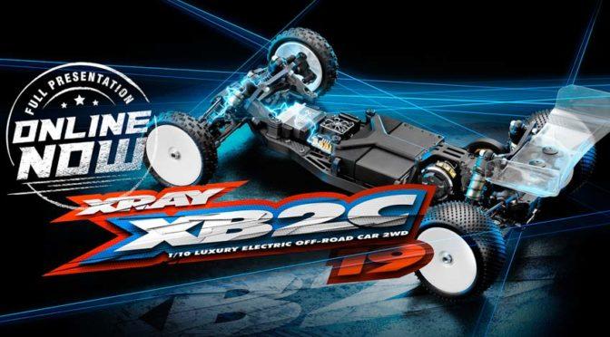 XRAY XB2C'2019 – Full Release