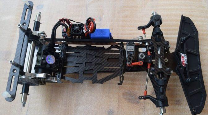 BURI-Racer E1.3 und E2.1