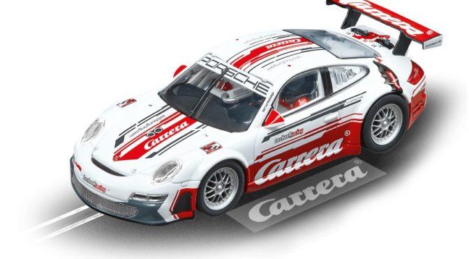 Carrera und Porsche feiern 70 Jahre Porsche Sportwagen