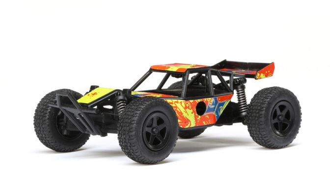 ECX® MICRO ROOST®: 1/28 2WD RTR