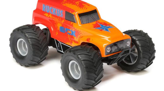 ECX® MICRO RUCKUS®: 1/28 2WD RTR