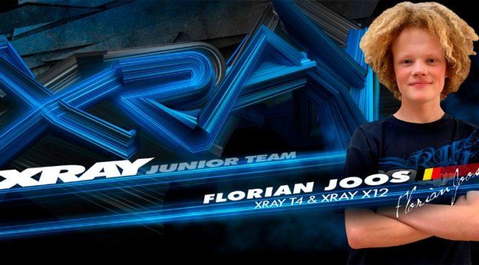 Florian Joos wechselt zu XRAY