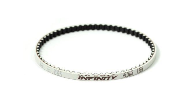 Infinity IF14 – neuer Riemen und Federteller