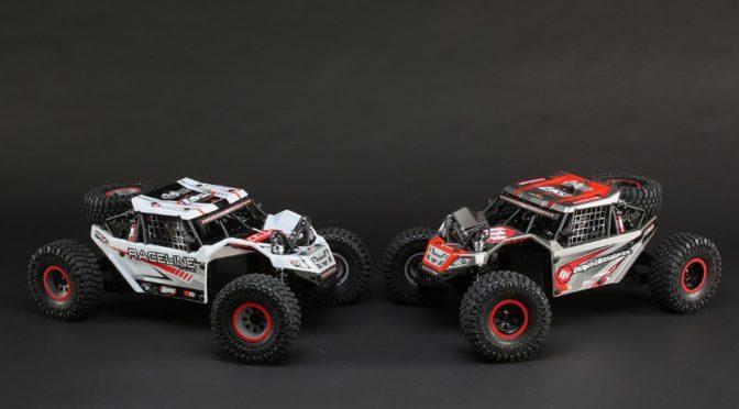 LOSI® SUPER ROCK REY® AVC® 1/6 4WD RTR