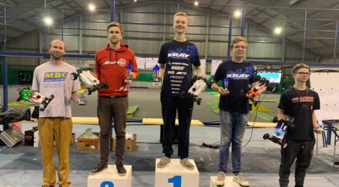 Kaja Novotny feiert Doppelsieg beim ersten Lauf zum Lestr-Cup