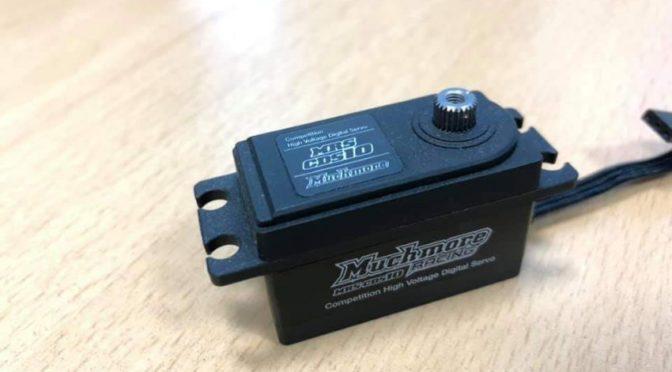 Muchmore – CDS10 High Voltage BLS Low Profile Servo