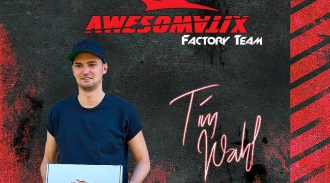 Tim Wahl wechselt zu Awesomatix