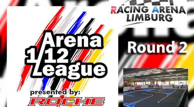 ARENA 1/12 LEAGUE – R2 / Racing Arena Limburg