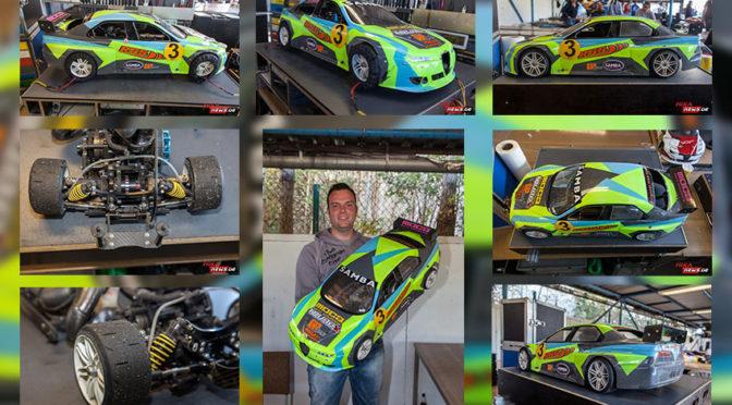 Chassisfokus Marco Weigerding – RS5 XT18