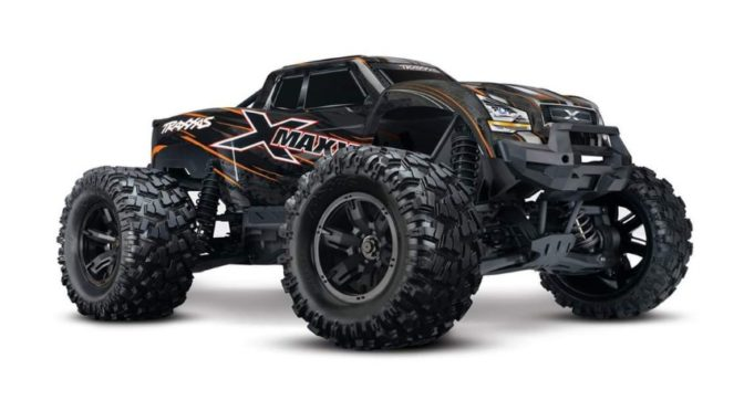 Traxxas ORANGE XMAXX Edition