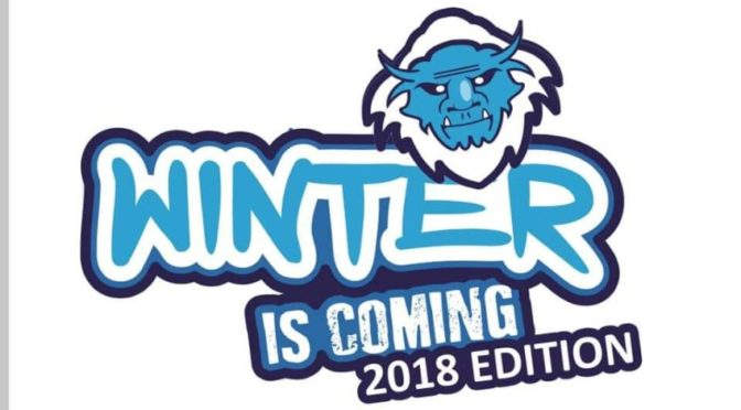 """Winter is coming"" 2018 Edition"