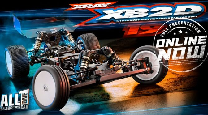 XRAY XB2D'2019 – Vorstellung
