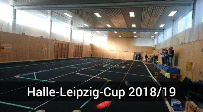 1.Lauf zum Halle-Leipzig-Cup 2018/19 in Leipzig