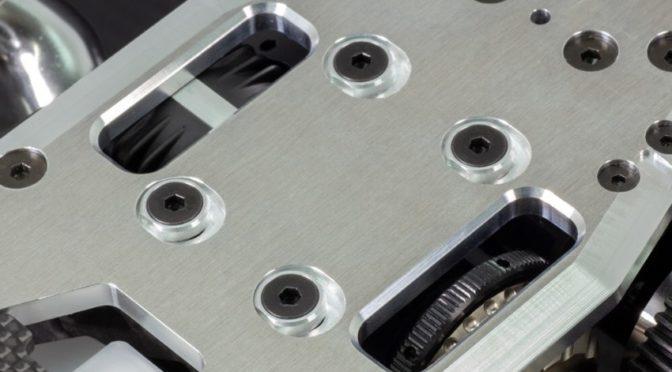 Infinity IF18 Motor-Schrauben- und Unterlegscheiben-Set