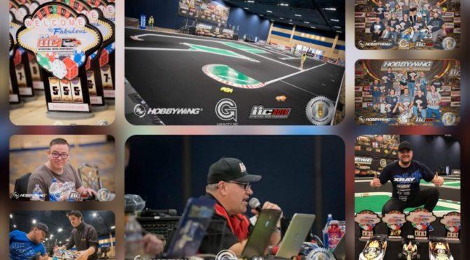International Indoor Championships 2018 in Las Vegas