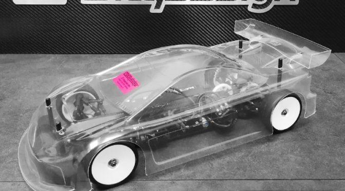 JP8 1/10 190mm TC Karosserie 100% Pre-Cut by Bittydesign