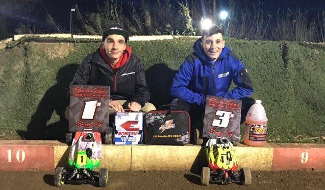 Leonardo Valente gewinnt Baciccia Race in Rapallo / Italien