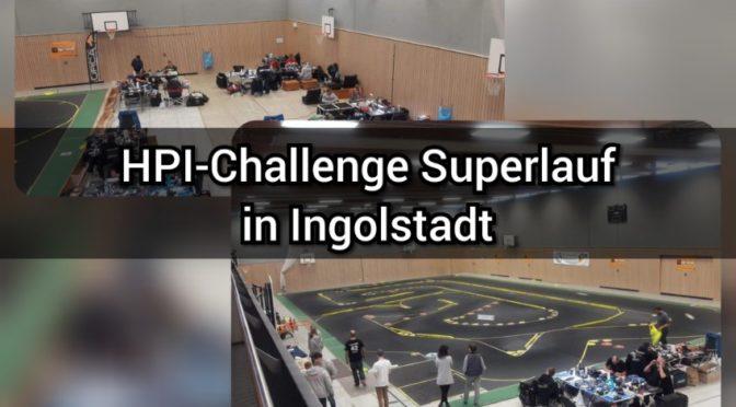 HPI-Challenge – Superlauf in Ingolstadt