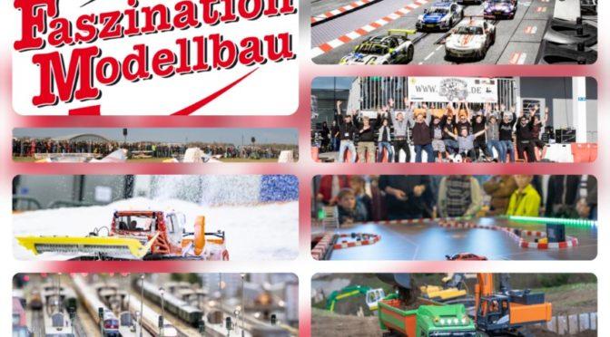Rekord! Mit 53.000 Besuchern die erfolgreichste FASZINATION MODELLBAU aller Zeiten!