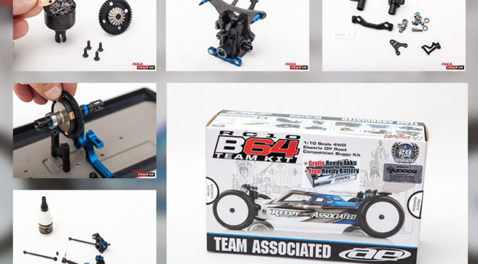 Team Associated RC10B64 Team Kit – Im Test
