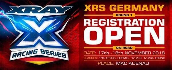 XRS Germany #1 beim MAC Adenau