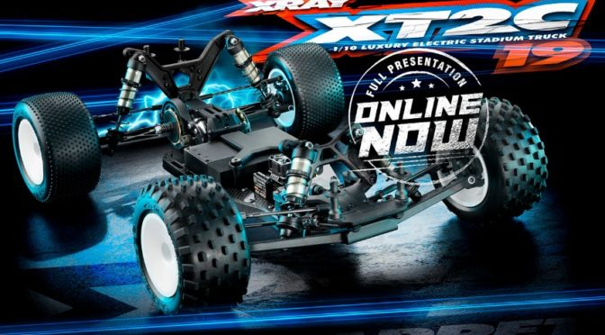 Xray XT2C'19 – Jetzt Online