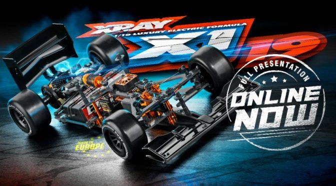 Xray X1'2019 – Die Präsentation