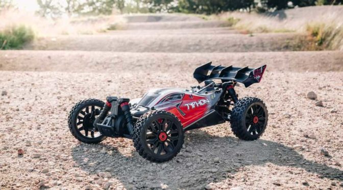 TYPHON 4X4 3S BLX SPEED BUGGY