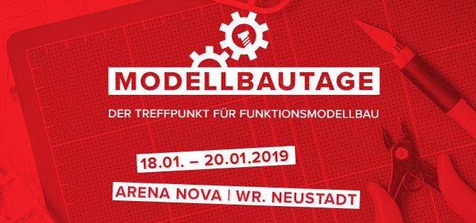 DER TREFFPUNKT FÜR FUNKTIONSMODELLBAU – Wiener Neustädter MODELLBAUTAGE 2019