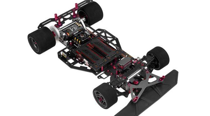 Corally TC SSX-8X Car Kit