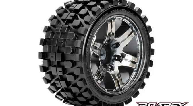 ROAPEX TRIGGER und RHYTHM 1/10 TRUCK Reifen