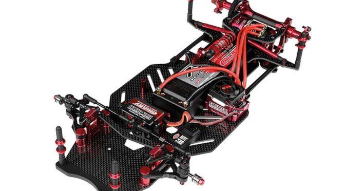 Corally TC SSX-10 Car Kit