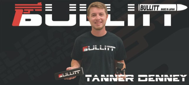 Tanner Denney neuer Bullitt Werksfahrer